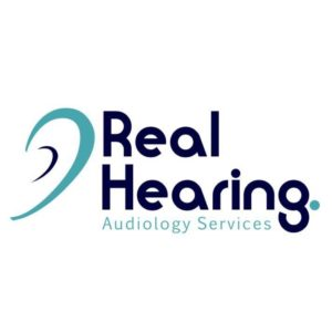 real hearing logo