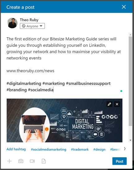 LinkedIn 101: How To Grow Your Network 5