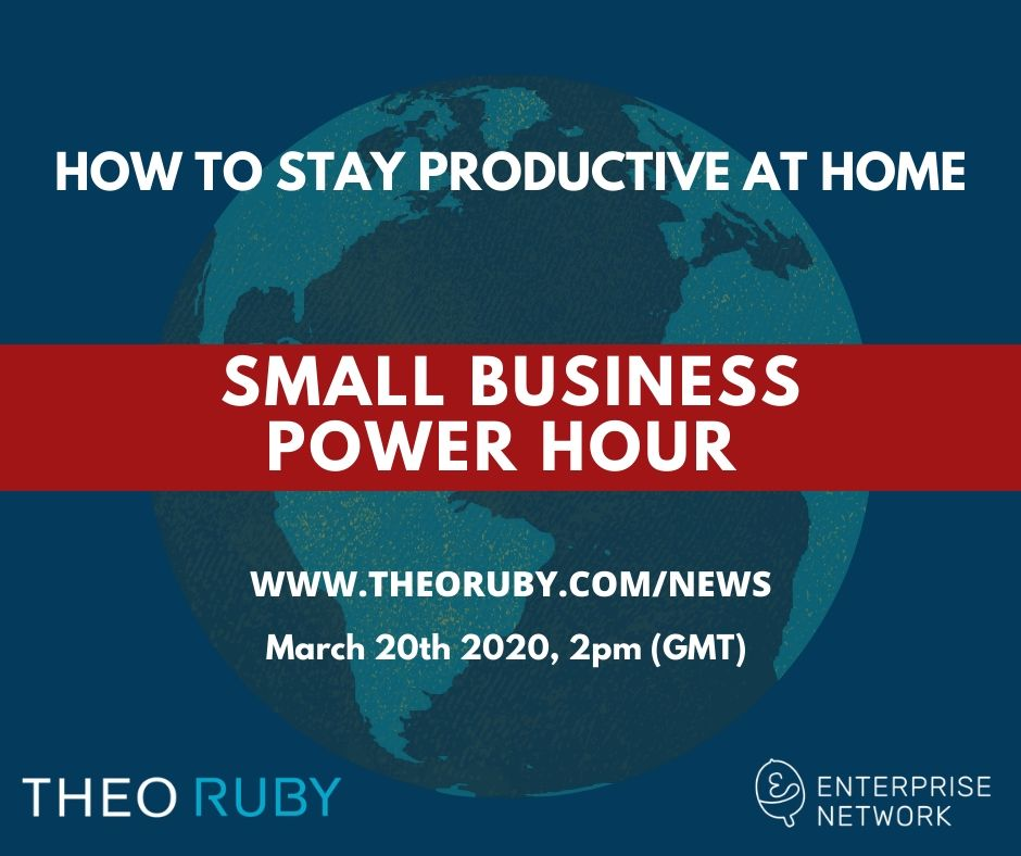 How to stay productive at home