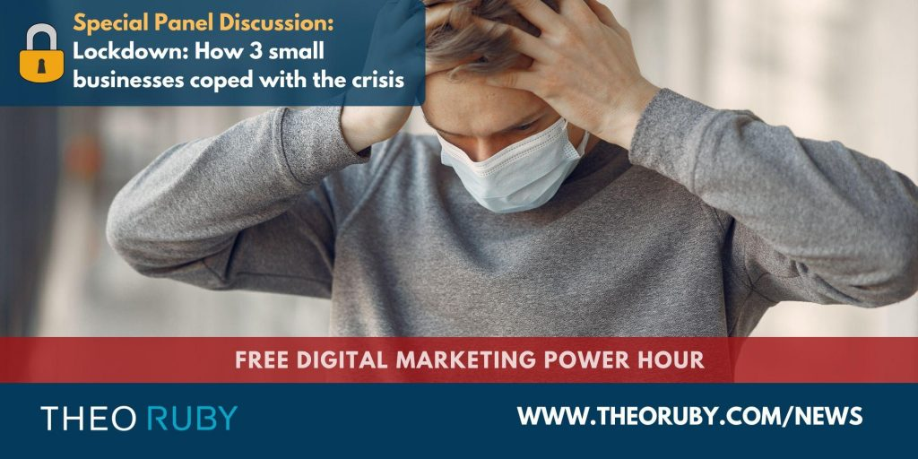 Power Hour 10 | Special Panel Discussion: Lockdown: How 3 small businesses coped with the crisis 4