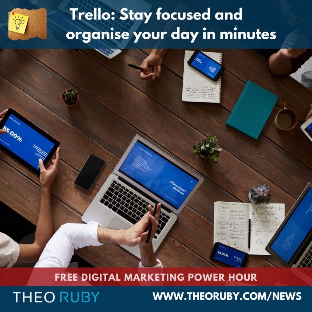 Trello - productivity tool