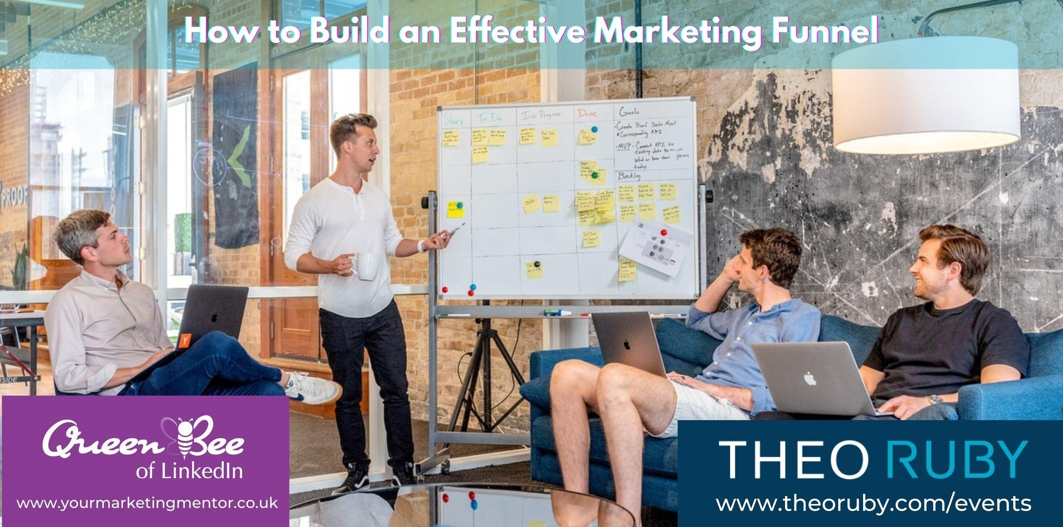 Build an Effective Marketing Funnel for your Business 1