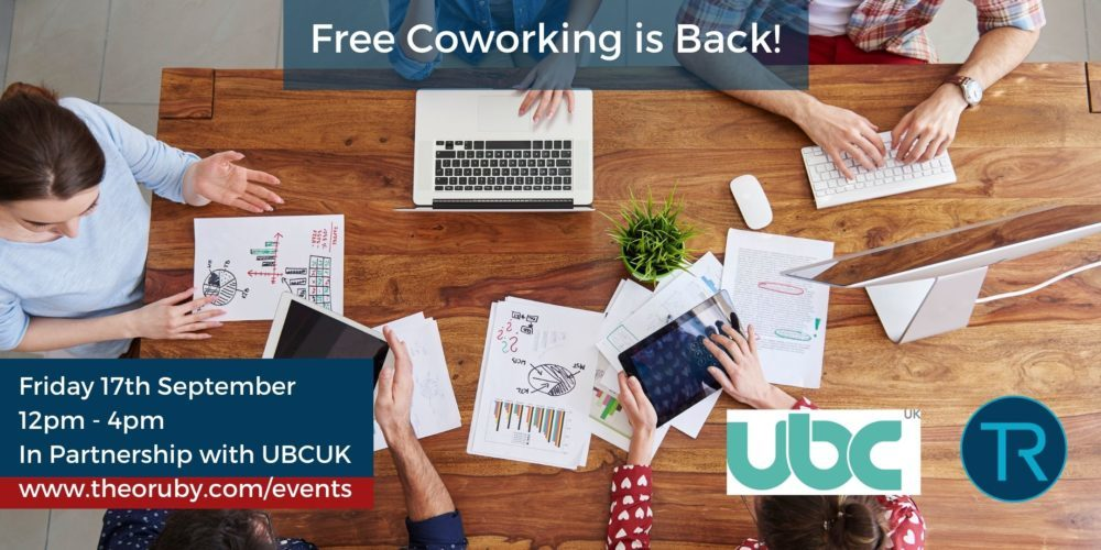 coworking friday 17th